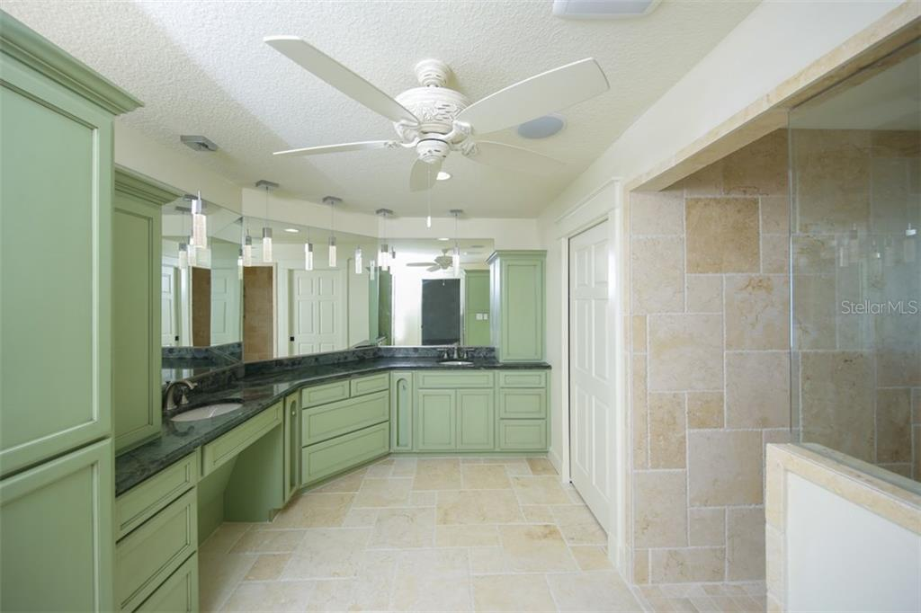 Master Bathroom - Single Family Home for sale at 7295 Manasota Key Rd, Englewood, FL 34223 - MLS Number is D5911936