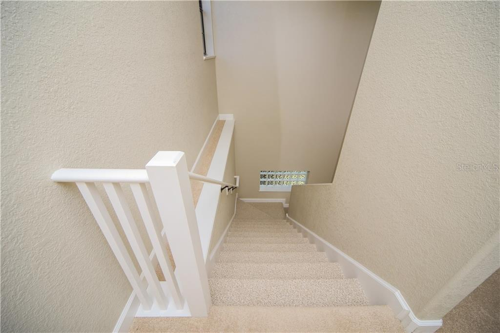Stairs to 2 Bedrooms, Bath & Open Room on 2nd floor - Single Family Home for sale at 550 Coral Creek Dr, Placida, FL 33946 - MLS Number is D5917129