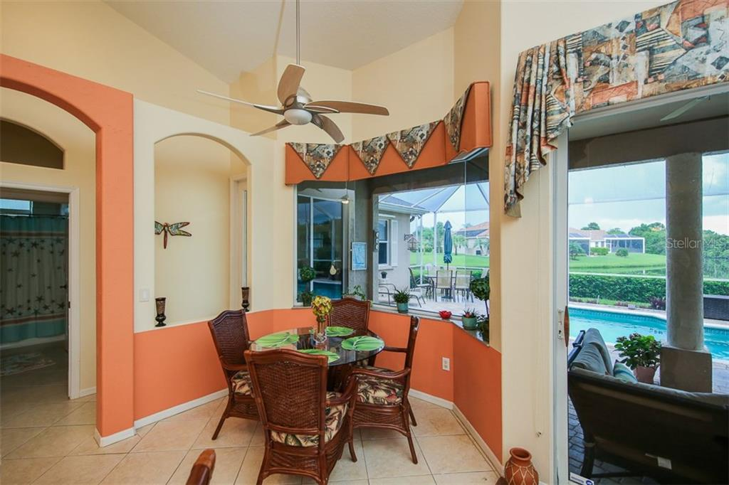 Breakfast Area - Single Family Home for sale at 5660 Riviera Ct, North Port, FL 34287 - MLS Number is D5919107