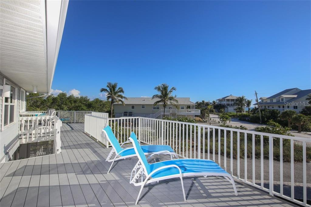 Open Deck facing Gulf of Mexico - Single Family Home for sale at 60 S Gulf Blvd, Placida, FL 33946 - MLS Number is D5921772