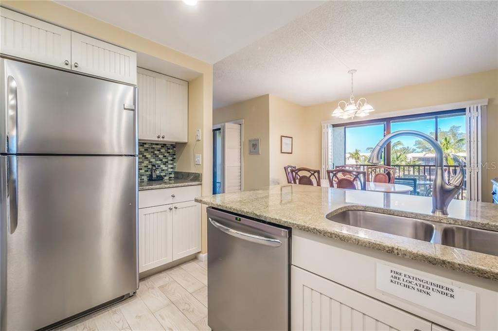 Updated kitchen - Condo for sale at 5700 Gulf Shores Dr #a-321, Boca Grande, FL 33921 - MLS Number is D5921925