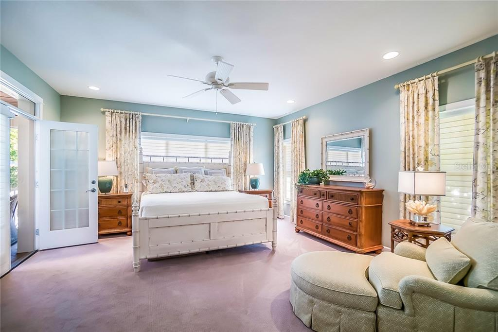 Master Bedroom - Single Family Home for sale at 16110 Sunset Pines Cir, Boca Grande, FL 33921 - MLS Number is D5922589