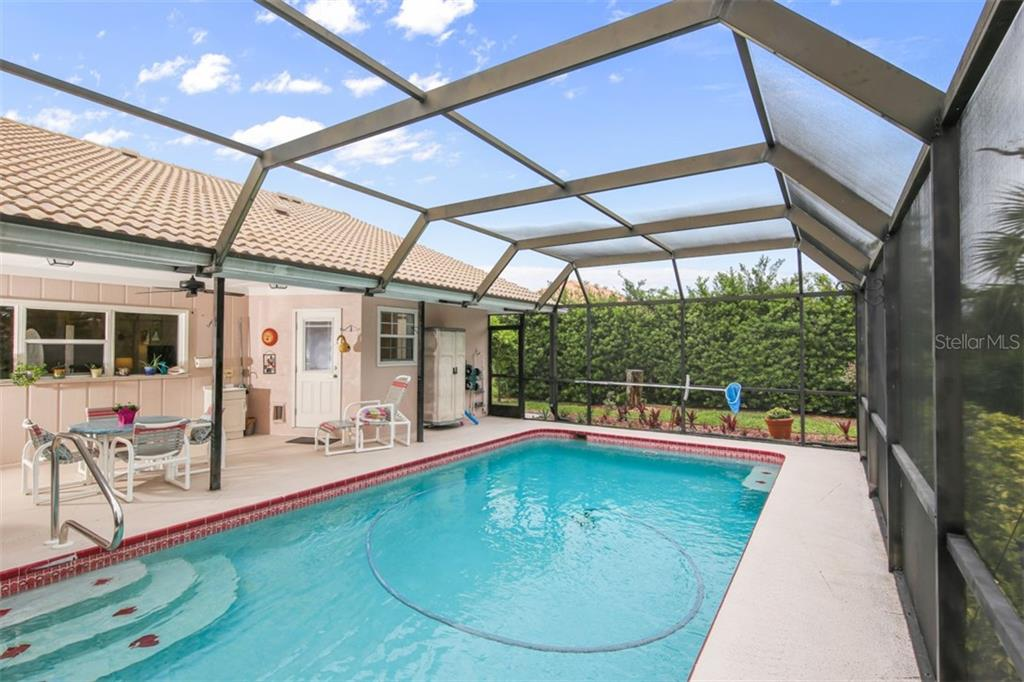 Spacious Pool - Single Family Home for sale at 332 Eden Dr, Englewood, FL 34223 - MLS Number is D6100012