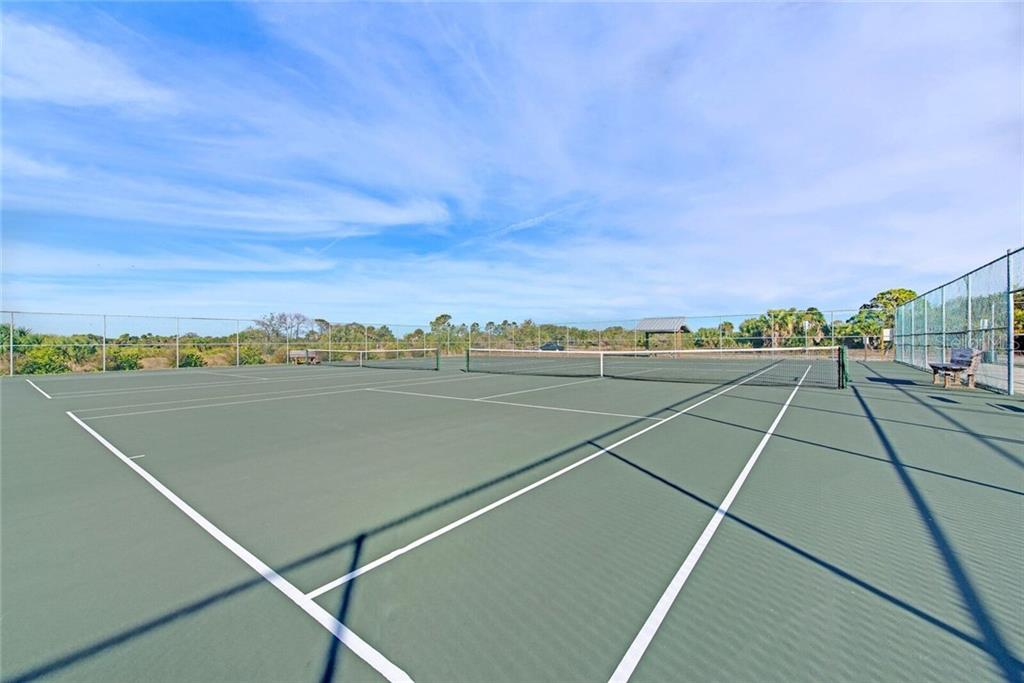 Tennis courts conveniently located across the street at the Park. - Single Family Home for sale at 3723 Shamrock Dr, Venice, FL 34293 - MLS Number is D6102893