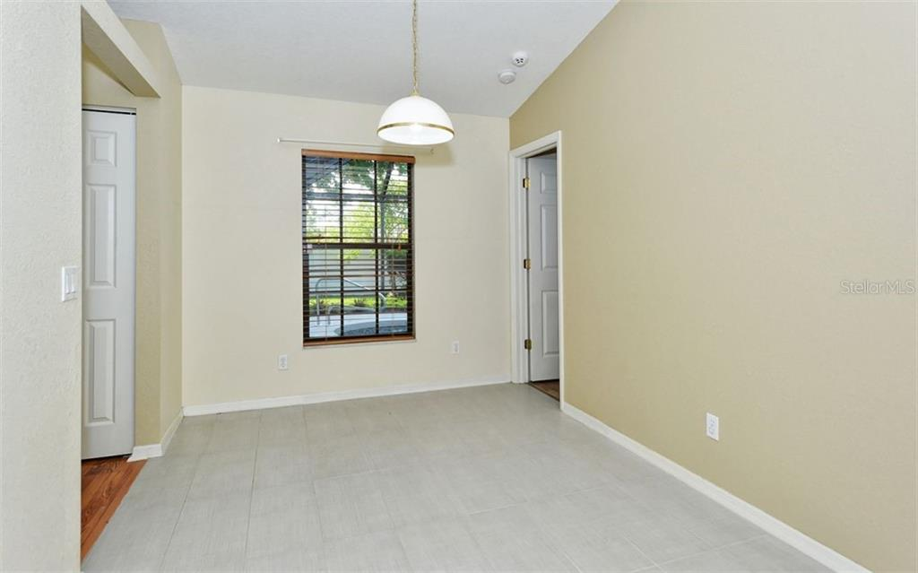 Dining Area off Kitchen - Single Family Home for sale at 5376 Ashwood Rd, Port Charlotte, FL 33981 - MLS Number is D6105888