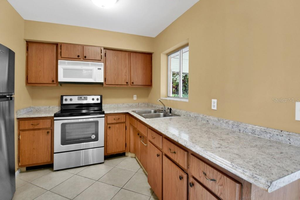 Kitchen - Single Family Home for sale at 20233 Peachland Blvd, Port Charlotte, FL 33954 - MLS Number is D6107765