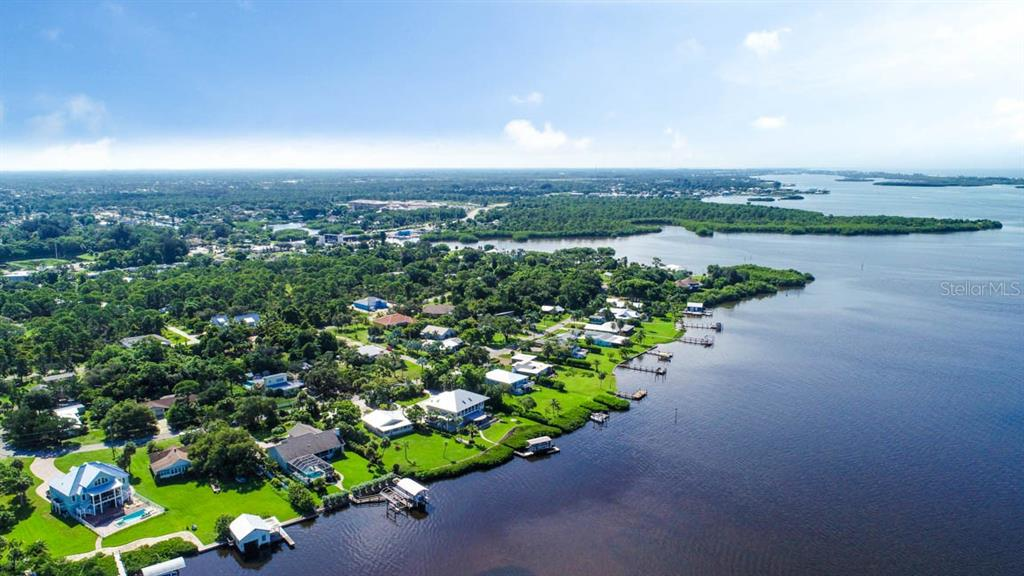 Back Intracoastal - Single Family Home for sale at 1636 New Point Comfort Rd, Englewood, FL 34223 - MLS Number is D6108467