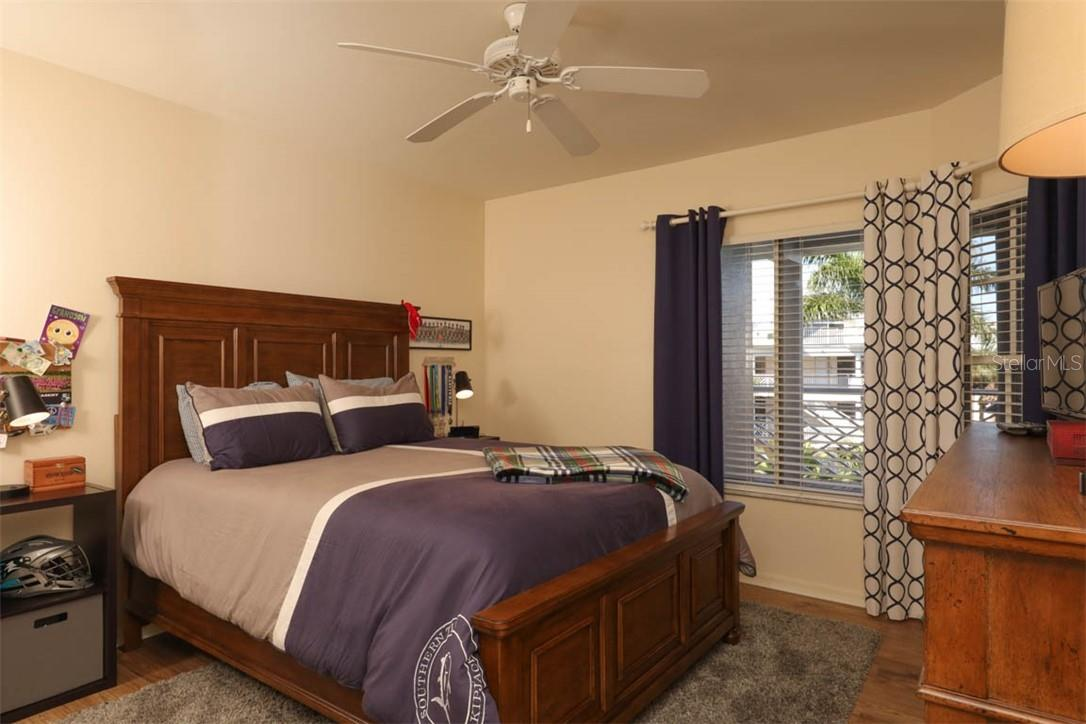 Bedroom #2 - Condo for sale at 11000 Placida Rd #306, Placida, FL 33946 - MLS Number is D6110298