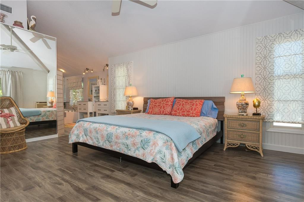 Master Bedroom. - Single Family Home for sale at 540 N Gulf Blvd, Placida, FL 33946 - MLS Number is D6110801