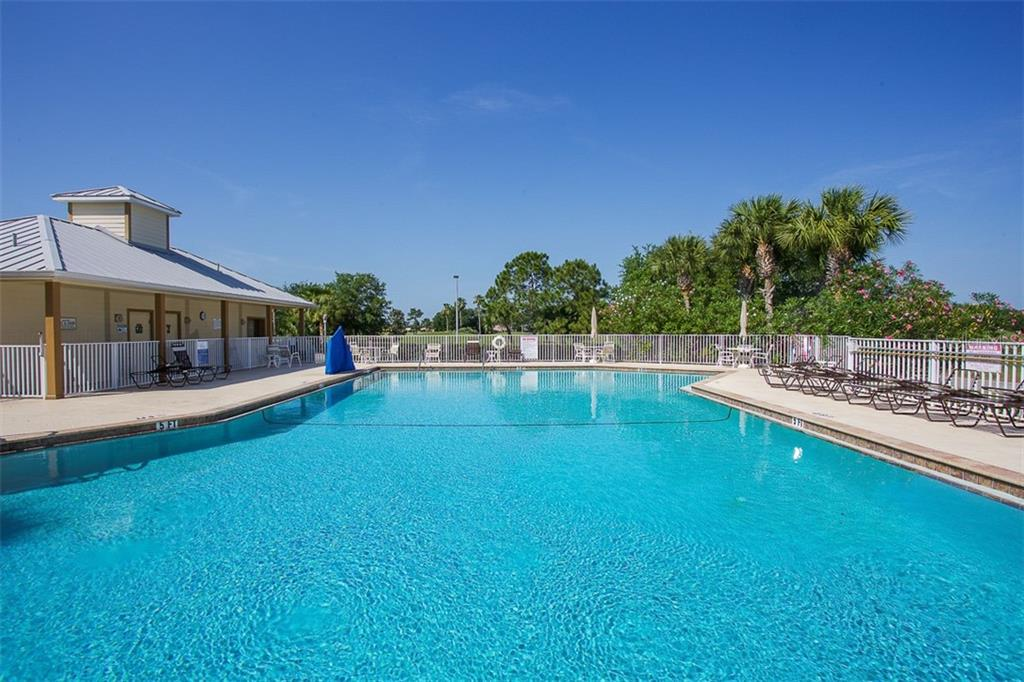 COMMUNITY POOL - Single Family Home for sale at 3583 Royal Palm Dr, North Port, FL 34288 - MLS Number is D6111716