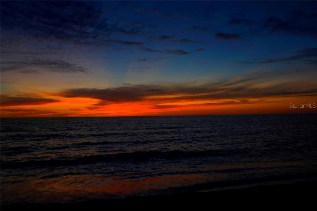 Beautiful sunsets - The nightly show from nature!!! - Condo for sale at 2245 N Beach Rd #304, Englewood, FL 34223 - MLS Number is D6112346