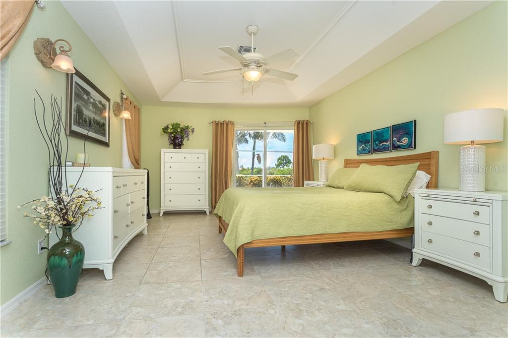 Master Bedroom Suite - Single Family Home for sale at 15276 Leipzig Cir, Port Charlotte, FL 33981 - MLS Number is D6113034