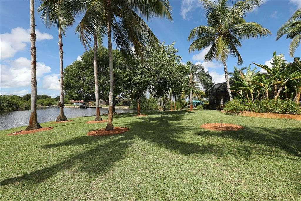 Water View - Single Family Home for sale at 9300 Hialeah Ter, Port Charlotte, FL 33981 - MLS Number is D6113597