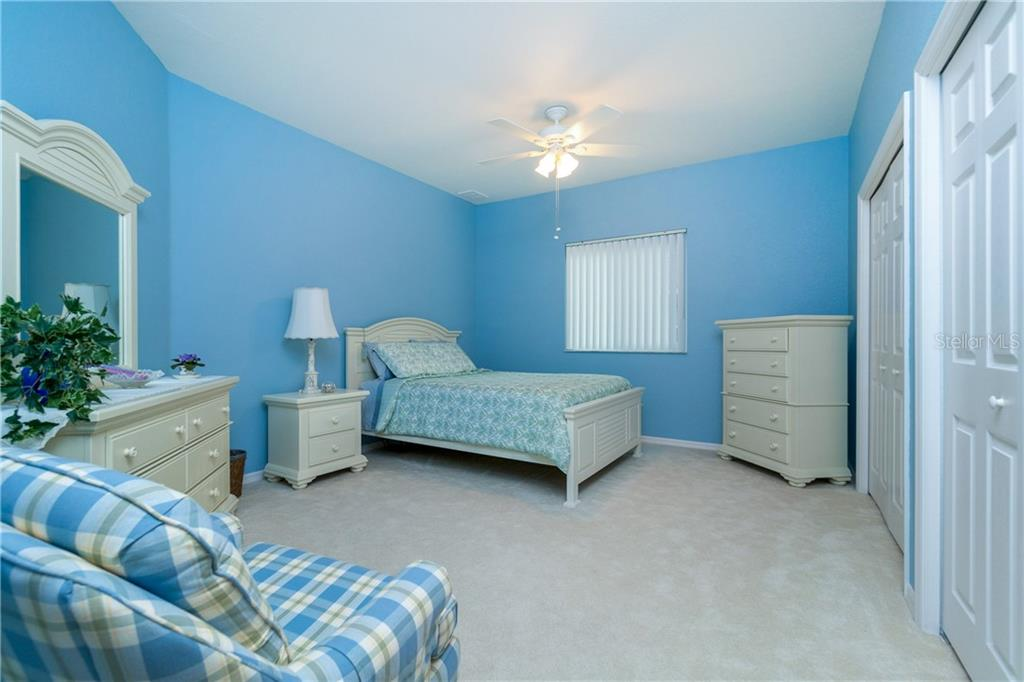 Bedroom #3 - Single Family Home for sale at 439 Boundary Blvd, Rotonda West, FL 33947 - MLS Number is D6114162