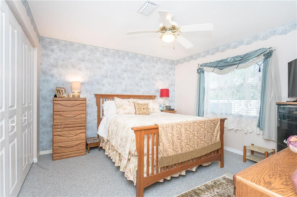 Bedroom 3 - Single Family Home for sale at 1720 Larson St, Englewood, FL 34223 - MLS Number is D6114414