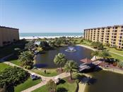 Courtyard and Beach - Condo for sale at 5760 Midnight Pass Rd #702, Sarasota, FL 34242 - MLS Number is D5916943
