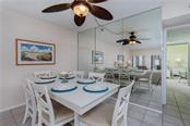 Dining Room - Condo for sale at 2955 N Beach Rd #b612, Englewood, FL 34223 - MLS Number is D6101147