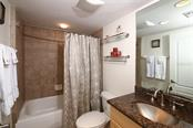 Second Bathroom - Condo for sale at 50 Meredith Dr #8, Englewood, FL 34223 - MLS Number is D6103644