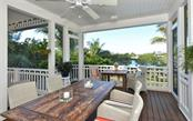 Lanai Dining Area - Single Family Home for sale at 161 Kettle Harbor Dr, Placida, FL 33946 - MLS Number is D6104075