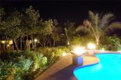 Night Lights on Pool - Single Family Home for sale at 290 Kettle Harbor Dr, Placida, FL 33946 - MLS Number is D6104705