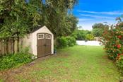 nice spacious fenced back yard - Single Family Home for sale at 913 Tropical Ave Nw, Port Charlotte, FL 33948 - MLS Number is D6108061
