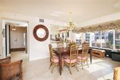 Dining room - Condo for sale at 11000 Placida Rd #2301, Placida, FL 33946 - MLS Number is D6108434