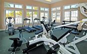 Fitness Center - Condo for sale at 8561 Amberjack Cir #202, Englewood, FL 34224 - MLS Number is D6109771