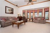 Living area - Single Family Home for sale at 550 S Oxford Dr, Englewood, FL 34223 - MLS Number is D6111512