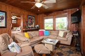 Living Room - Single Family Home for sale at 4074 N Beach Rd #Ctg4, Englewood, FL 34223 - MLS Number is D6114111
