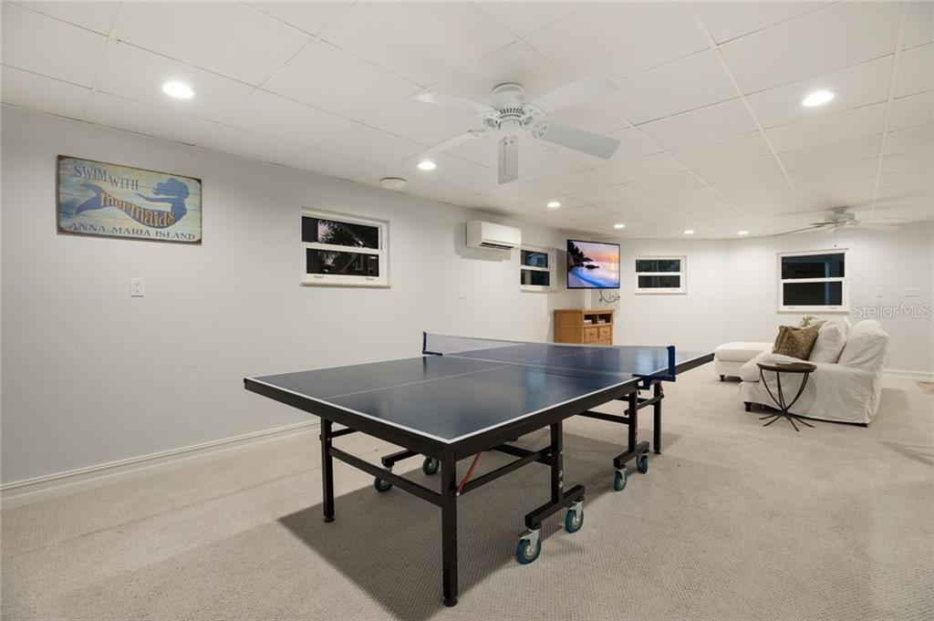 A ground level bonus room is great for playtime - Single Family Home for sale at 511 Loquat Dr, Anna Maria, FL 34216 - MLS Number is T3196169