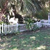 LEFT SIDE YARD NEAR PROPERTY LINE - Single Family Home for sale at 5171 Albion Rd, Venice, FL 34293 - MLS Number is V4914784