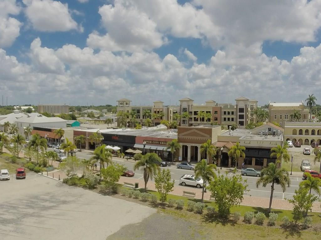 Downtown Punta Gorda with many incredible restaurants and shops - Vacant Land for sale at 2280 Palm Tree Dr, Punta Gorda, FL 33950 - MLS Number is C7232729