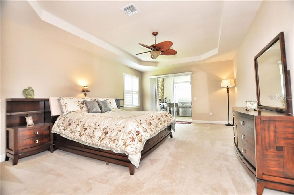 Additional view of Master Suite. - Single Family Home for sale at 2839 Mill Creek Rd, Port Charlotte, FL 33953 - MLS Number is C7238545