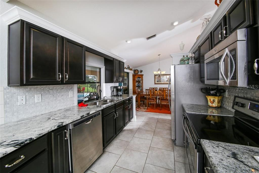 Stainless steel appliances - recently new last few years - Single Family Home for sale at 26178 Rampart Blvd, Punta Gorda, FL 33983 - MLS Number is C7240559