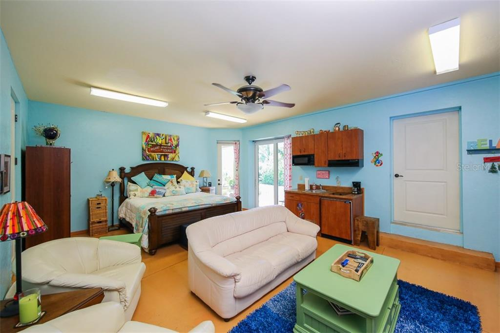 In-law/guest suite with sliders and door to the lovely private outdoors - Single Family Home for sale at 17296 Foremost Ln, Port Charlotte, FL 33948 - MLS Number is C7240998