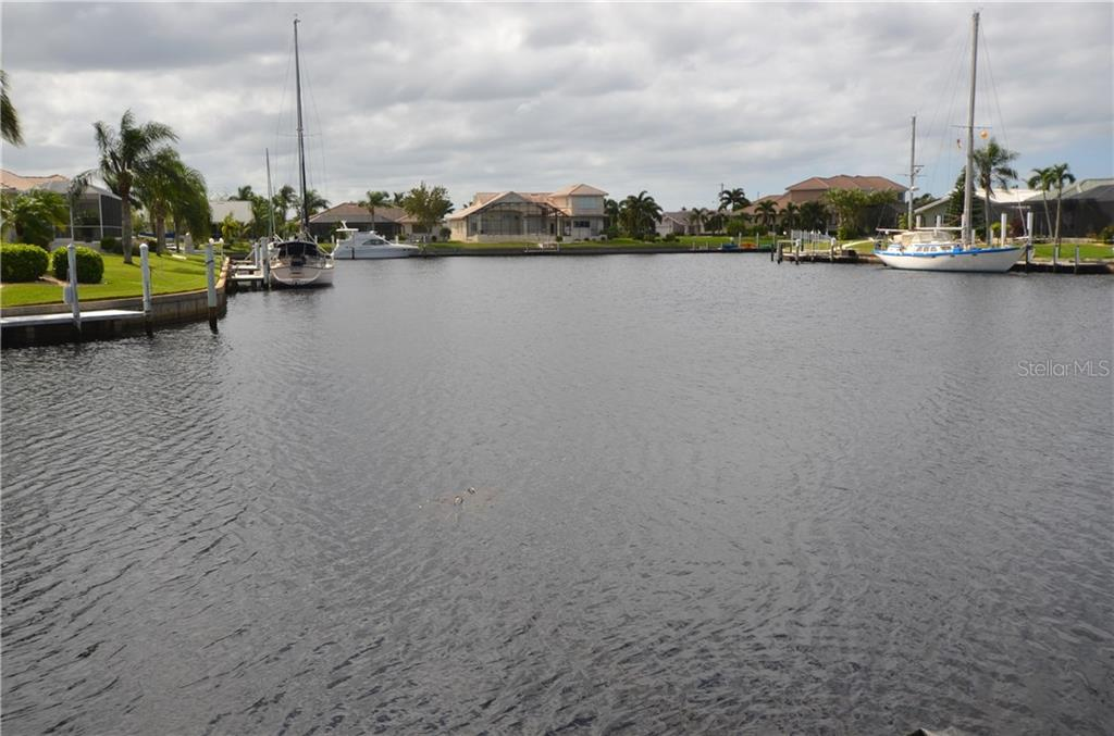 Amazing water views!! - Single Family Home for sale at 2601 Parisian Ct, Punta Gorda, FL 33950 - MLS Number is C7244389