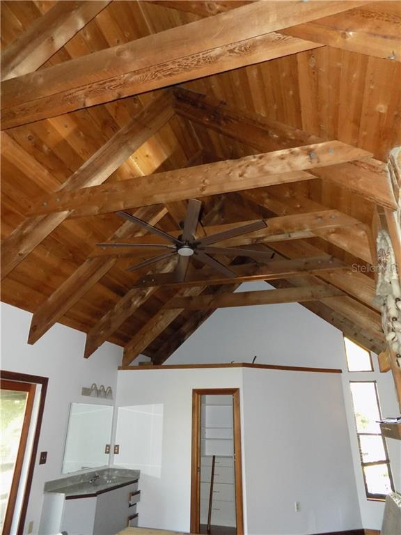 Main House upstairs loft bedroom ceiling closet and double sink areas - Single Family Home for sale at 5624 Reisterstown Rd, North Port, FL 34291 - MLS Number is C7250923