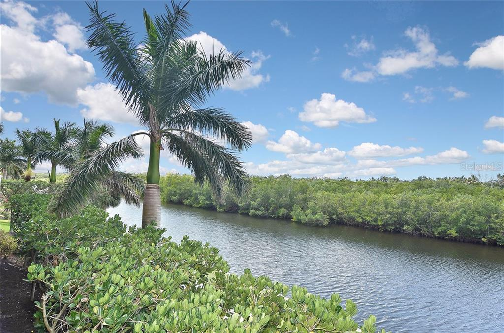 canal view - Condo for sale at 3329 Sunset Key Cir #104, Punta Gorda, FL 33955 - MLS Number is C7400151