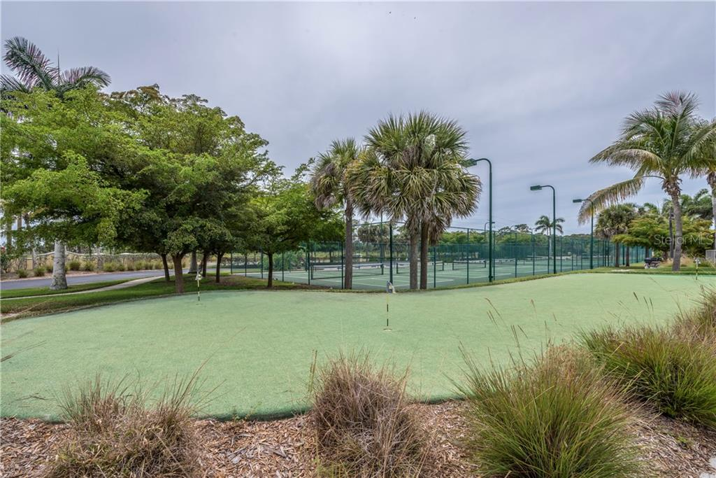 Putting Green - Condo for sale at 8413 Placida Rd #403, Placida, FL 33946 - MLS Number is C7401304