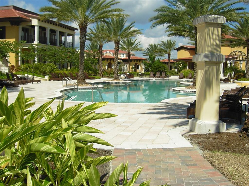 Clubhouse and main pool - Condo for sale at 94 Vivante Blvd #9445, Punta Gorda, FL 33950 - MLS Number is C7402021