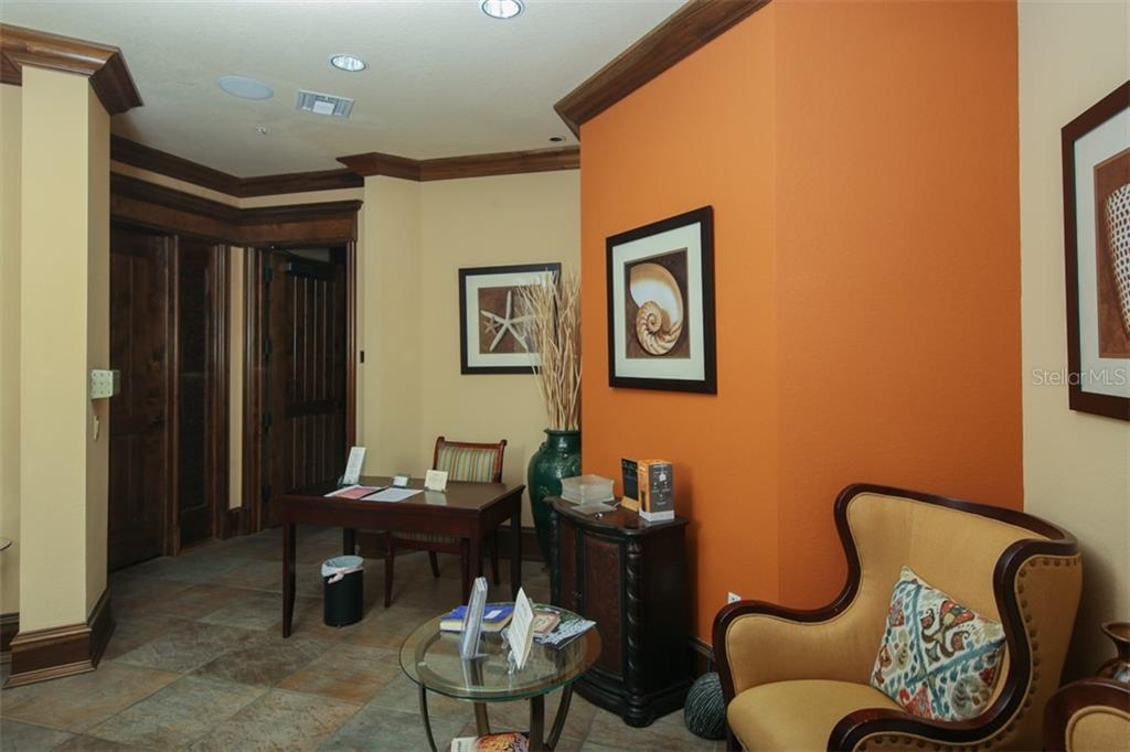 Spa offers many services in building 1 - Condo for sale at 95 Vivante Blvd #303, Punta Gorda, FL 33950 - MLS Number is C7402746