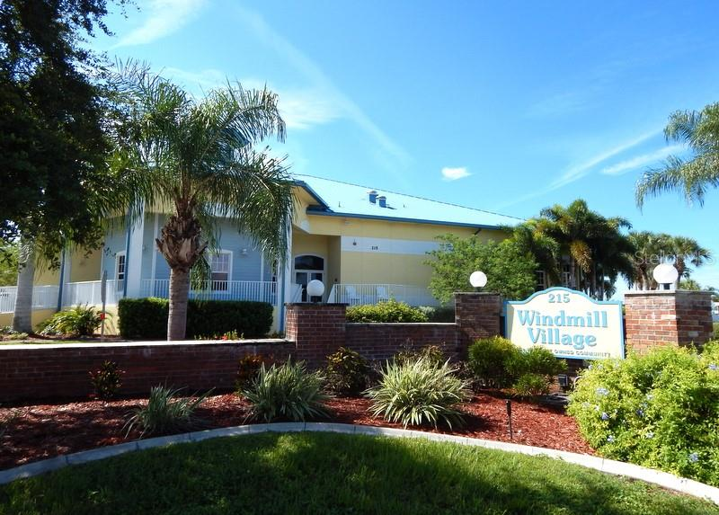 Seasonal or year-round, a tropical paradise! - Manufactured Home for sale at 66 Windmill Blvd, Punta Gorda, FL 33950 - MLS Number is C7405183