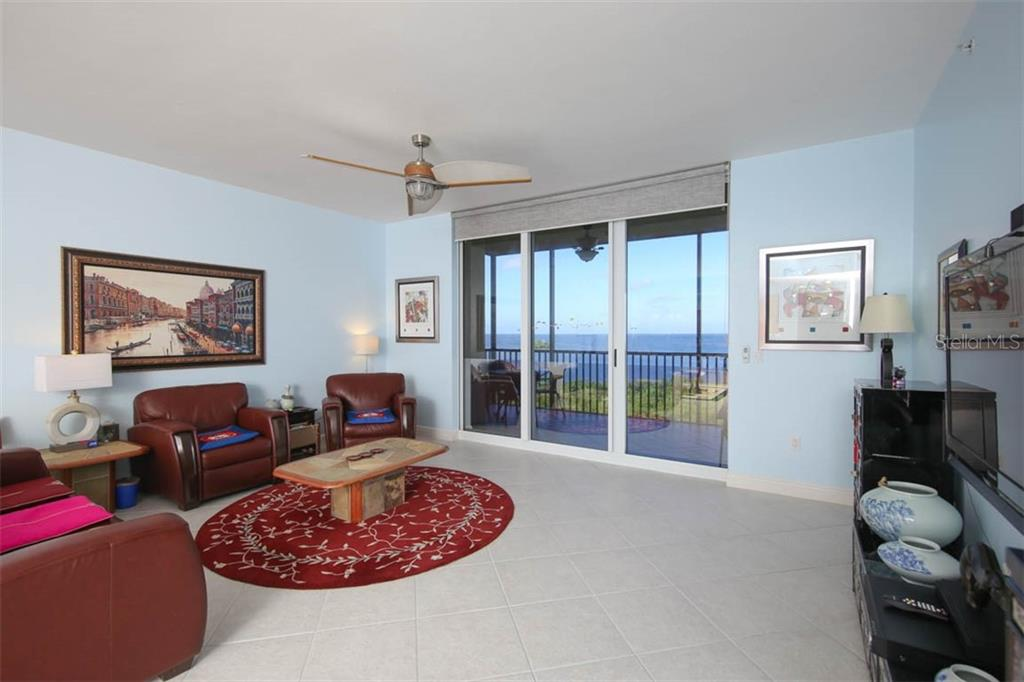 Great room truly is a great place to curl up and watch a sporting event or movie after a fun filled day of boating exploring the barrier islands. - Condo for sale at 3329 Sunset Key Cir #503, Punta Gorda, FL 33955 - MLS Number is C7406727