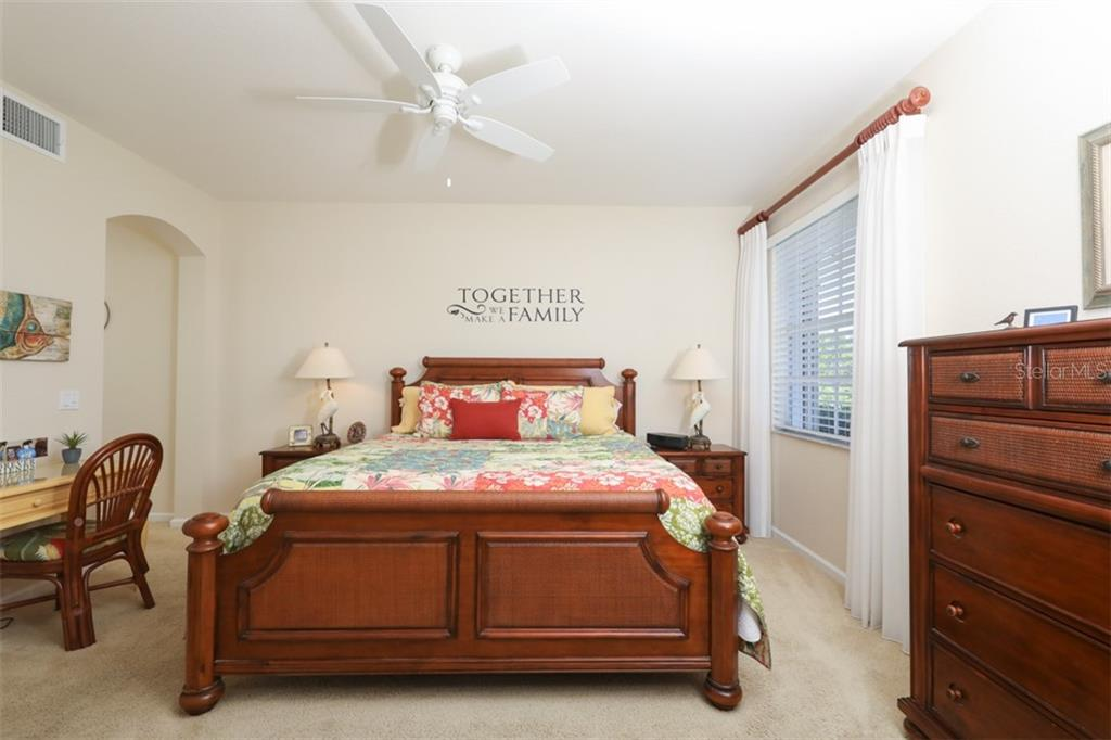 Master Bedroom - Condo for sale at 4643 Club Dr #102, Port Charlotte, FL 33953 - MLS Number is C7413207