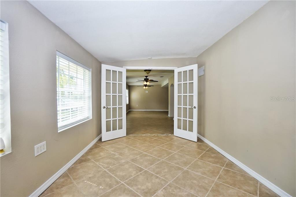 Office Den - French Doors - Single Family Home for sale at 3513 Areca St, Punta Gorda, FL 33950 - MLS Number is C7414620