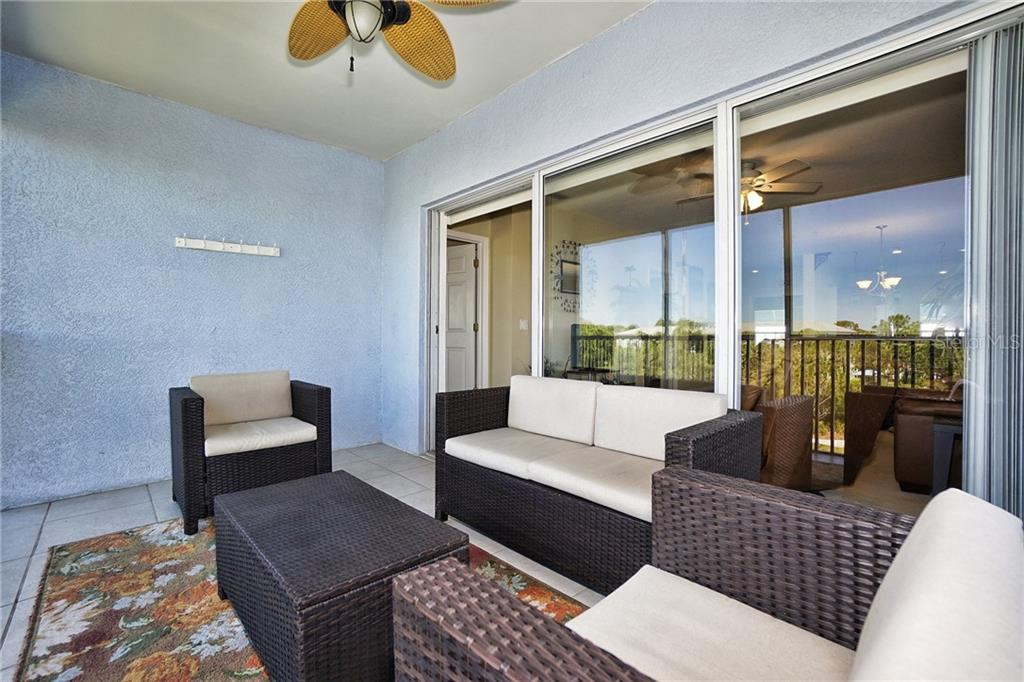 Another lanai view - Condo for sale at 8405 Placida Rd #401, Placida, FL 33946 - MLS Number is C7414726