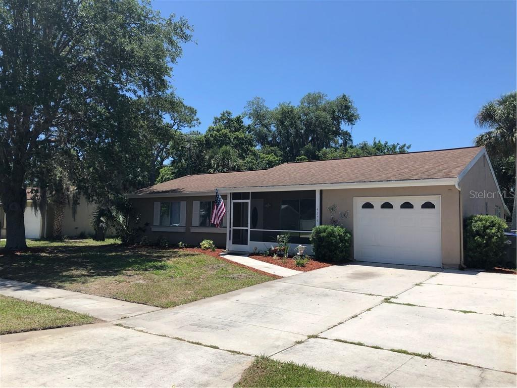 Extra parking pad for RV or boat or guest - Single Family Home for sale at 4275 Tollefson Ave, North Port, FL 34287 - MLS Number is C7416188