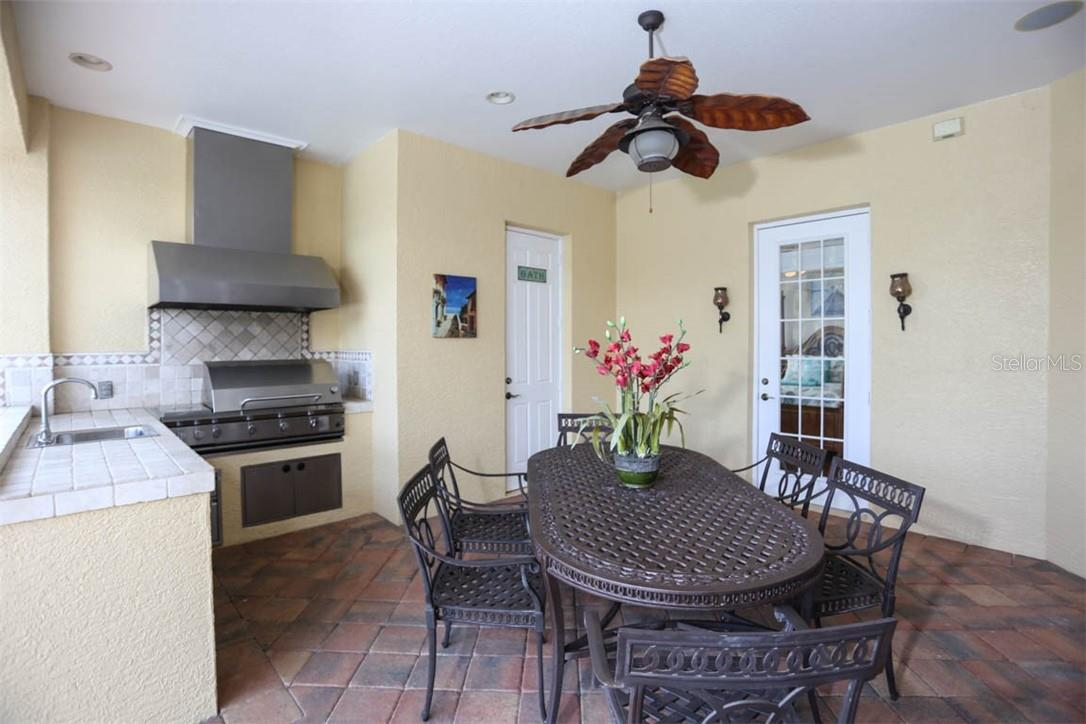 SUMMER KITCHEN - Single Family Home for sale at 3700 Como St, Port Charlotte, FL 33948 - MLS Number is C7425275