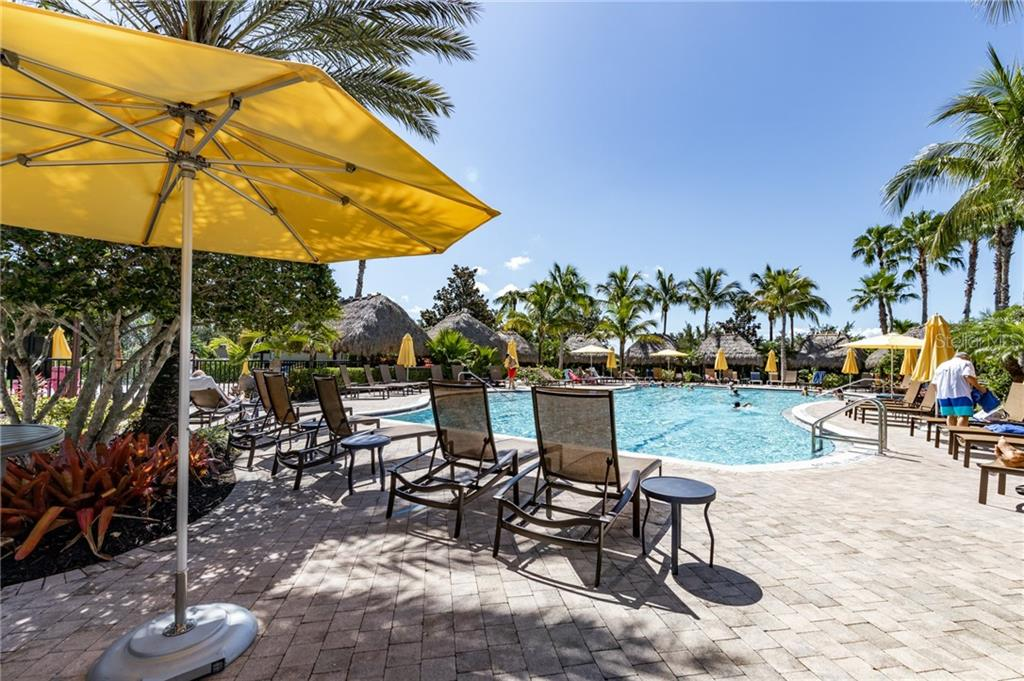 LAP POOL - Condo for sale at 11737 Adoncia Way #3805, Fort Myers, FL 33912 - MLS Number is C7430173