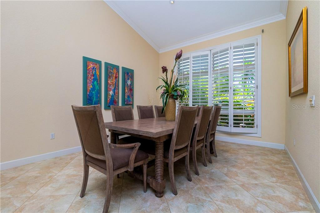 FORMAL DINING ROOM - Single Family Home for sale at 3537 Caya Largo Ct, Punta Gorda, FL 33950 - MLS Number is C7431664